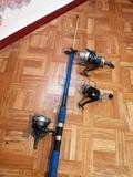 cañas de pescar - foto