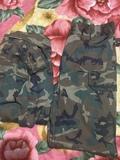 vendo 2 uniformes camuflaje - foto