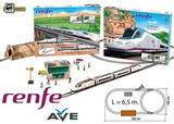Tren juguete Renfe Ave - foto