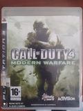 Call of Duty 4 Modern Warfare PS3 - foto