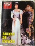 HISTORIA Y VIDA REINAS DE ESPAÑA 1981 - foto