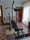 Máquina de musculación con polea - foto