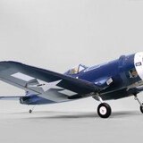 Avion corsair phoenix model - foto