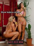 Striper show lésbico de sevilla - foto