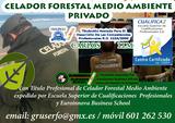CELADOR FORESTAL CON TÍTULO PROFESIONAL - foto