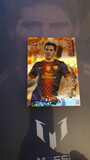 Stickers y Cards FC BARCELONA Y MESSI  - foto