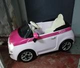 coche de batería seminuebo - foto