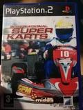 Juego ps2 international super karts - foto