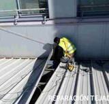 Reparaciónes cubiertas techos naves 24 h - foto