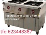 Reparación de cocinas de gas - foto