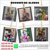 Bouquet de Globos - foto