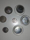 Monedas epoca dictadura - foto