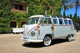 Alquiler de coches clásicos para bodas - foto