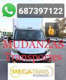 MUDANZAS BARATO SOMOS EMPRESA 687397122 - foto
