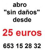 cerrajero desde 25 euros - foto