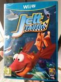 Jett Tailfin Wii U Pal España Precintado - foto