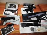 Pistolas airsoft y accesorios. Pack/indv - foto