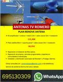 Antenas Romero  - foto