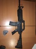 rifle airsoft m16 - foto