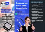 REPARO ORDENADORES Y PORTÁTILES - foto
