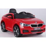 BMW 6GT: asiento sencillo, rojo, con lic - foto