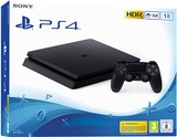 PS4 Slim 1 terabyte - foto