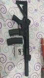 Vendo fusil de m4 y escopeta de correder - foto