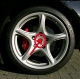 Tapabujes rueda centro de ruedas llantas - foto