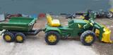 Tractor de pedales - foto