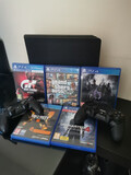 Play station 4 slim 500gb - foto