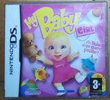 My baby girl Nintendo ds  - foto