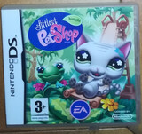 Littlest pet Shop jungla Nintendo ds - foto