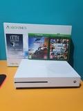 Xbox One S 1TB (con 2 juegos) - foto