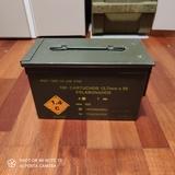 Caja de municiÓn 12,7x99 - foto