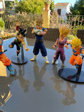 Figuras Dragon Ball + Box DBS - foto