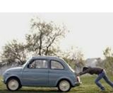 se compran coches averiados - foto