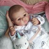 bebé reborn disponible nuevo - foto