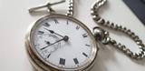 reloj de bolsillo 1920, Esphinx Lever - foto