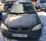 Opel astra ranchera 2002 - foto