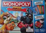 Monopoly Junior electrónico - foto