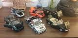 lote 6 coches escala 1/18 marca Maisto - foto