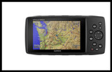 GPS GARMIN 276CX + CARTA NAUTICA LARGE - foto