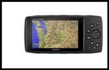GPS GARMIN 2765CX + CARTA NAUTICA GRANDE - foto