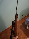 se vende escopeta y rifle 22 - foto