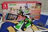 Mario kart live home circuit Luigi - foto