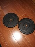 Discos de 10kg, 15e c/u - foto