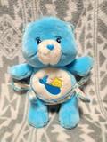 Oso Amoroso bebé azul celeste - foto