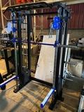 Full Gym Dual Pulley Nueva - foto