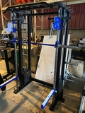 Full Gym Dual Pulley Ajustable - foto