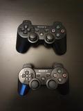 2 mandos dualshock 3 para ps3 - foto